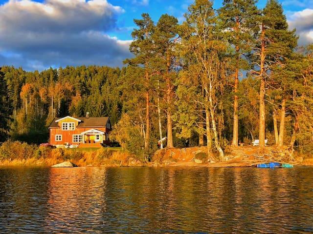 Naturidyll i hjertet av Telemark?