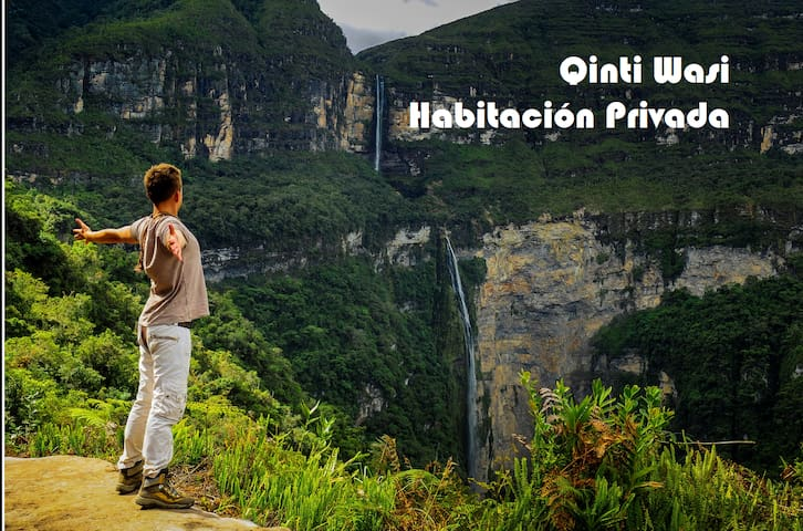 Gocta Waterfall: Habitación privada