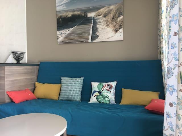 Apartamento vacaciones relax Wi-Fi 300Mb