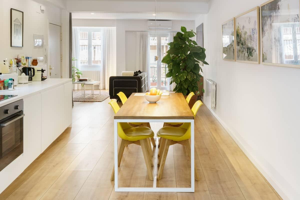 Nordic Stay Valencia Designer Loft Ruzafa Area