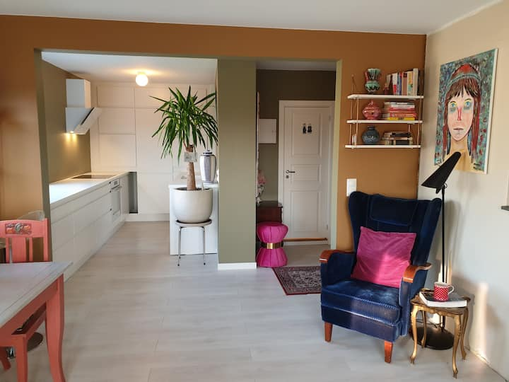 The most cozy apartement in Tønsberg!