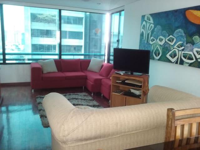 Habitación Privada Cómoda Ventilada - Caracas - Apartment