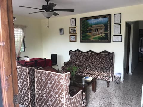 Habitación privada en Azua
