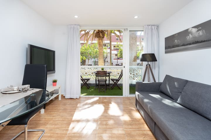 Hemeras Boutique Homes: Las Americas apartment