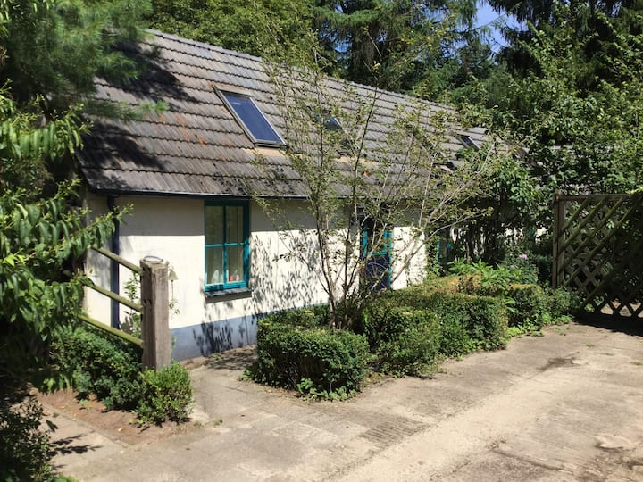 Het Quilthuisje, een unieke woning in het groen