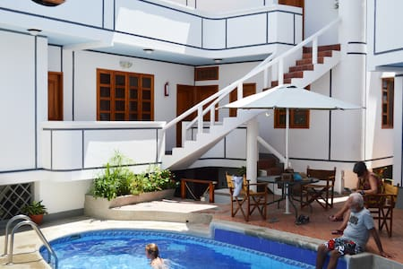 Cozy Premium Suite near to Main Pier - Puerto Ayora