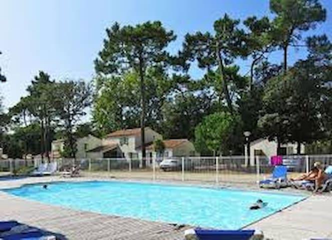 Maison de vacances  à côté de la plage