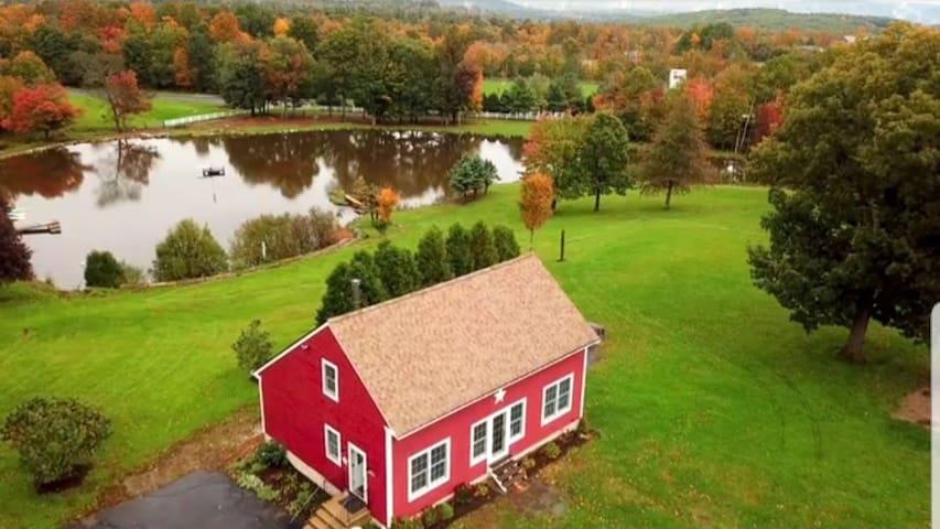 The Farm House.  A Farm Stay on a beautiful land.