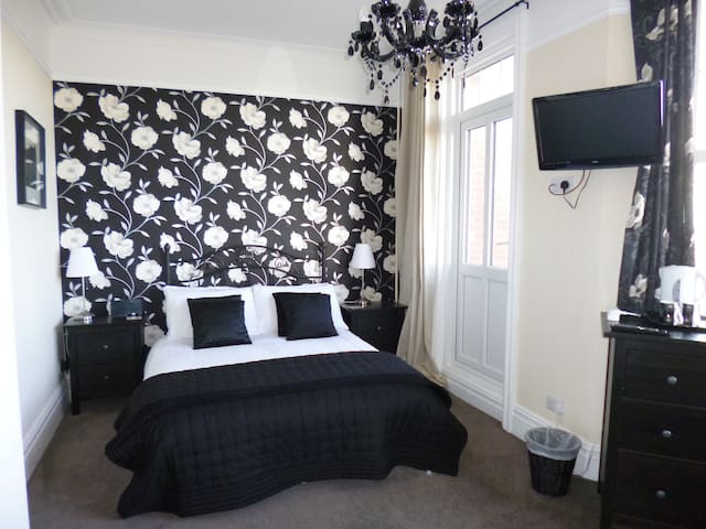 Superior Double room with sea view - Eastbourne - Bed & Breakfast