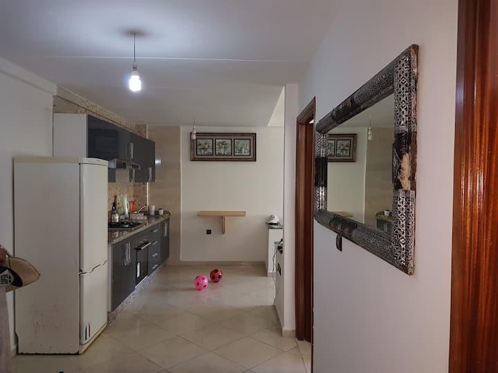 Appartement maghrébin meublé a la marocaine cosi .