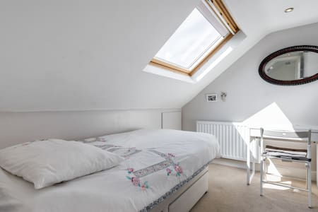 Great value,free parking,clean house,bright room
