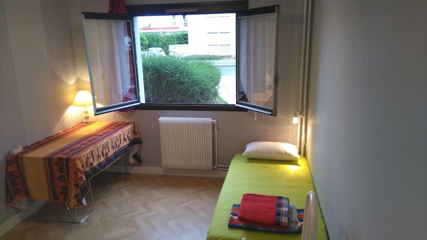 Studio indépendant 19 m2 au calme dans résidence