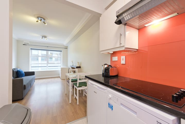 Convenient, cute,cool & central Renovated1bed.
