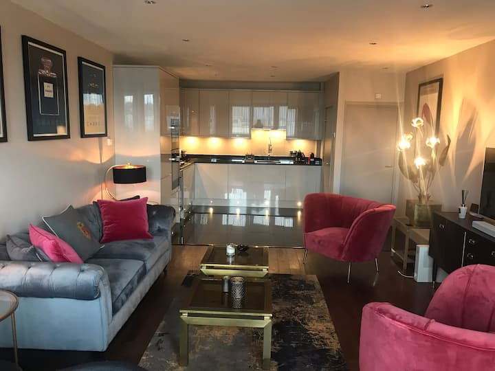 Luxury apartment in central Royal Tunbridge Wells