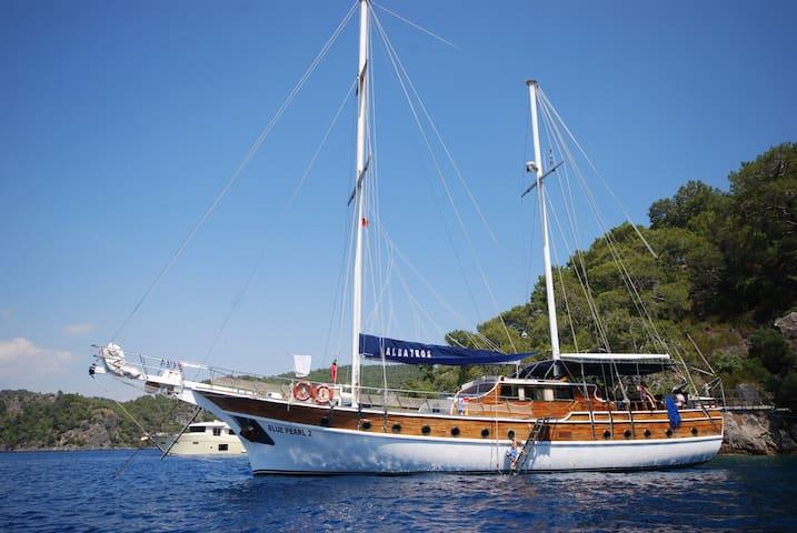 Blue Pearl standard gulet - Fethiye - Boat
