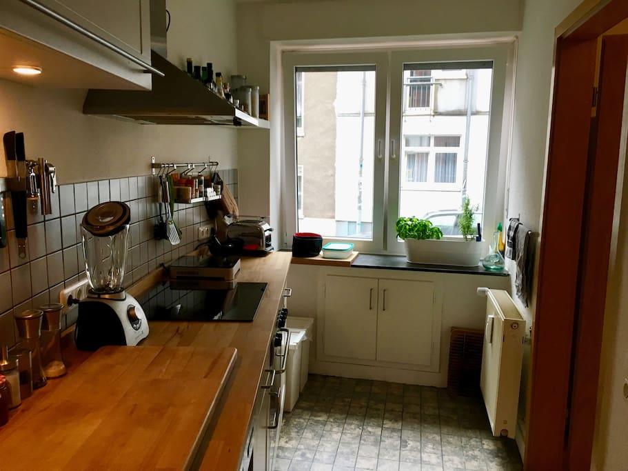 Küche II / kitchen II