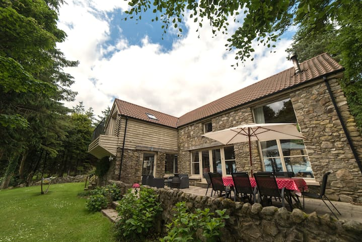 Converted barn in the beautiful Cooley peninsula - Ravensdale - Hus