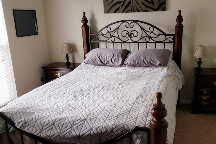 Just a nice place to sleep.
