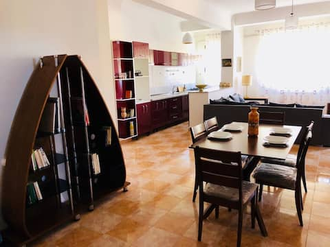 Beautiful 4 rooms spacious and bright terrace and views