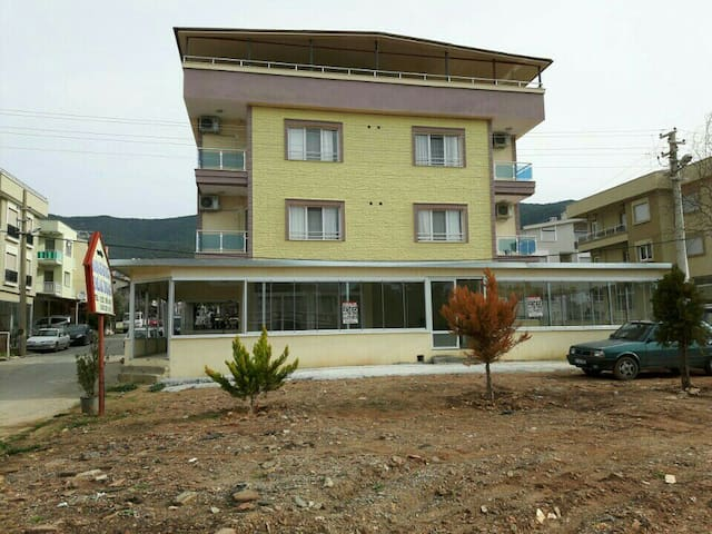 ÖZDERE GÜNLÜK APART DAİRELER - izmir menderes özdere - Apartment