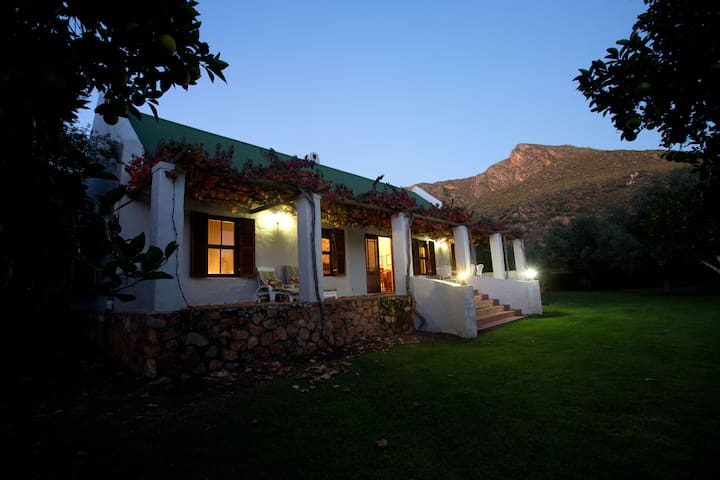 Oude Boord Self-Catering Cottage - Citrusdal - Guesthouse