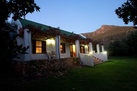 Oude Boord Self-Catering Cottage - Citrusdal