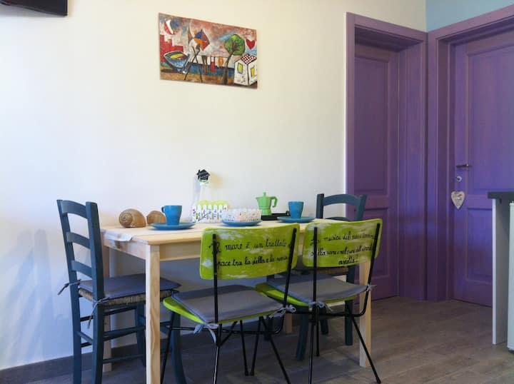 La casa di nonna Benedetta/ Apartment Moon