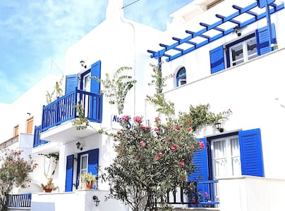 Studios Nostos,at the best area of Chora Naxos,No6