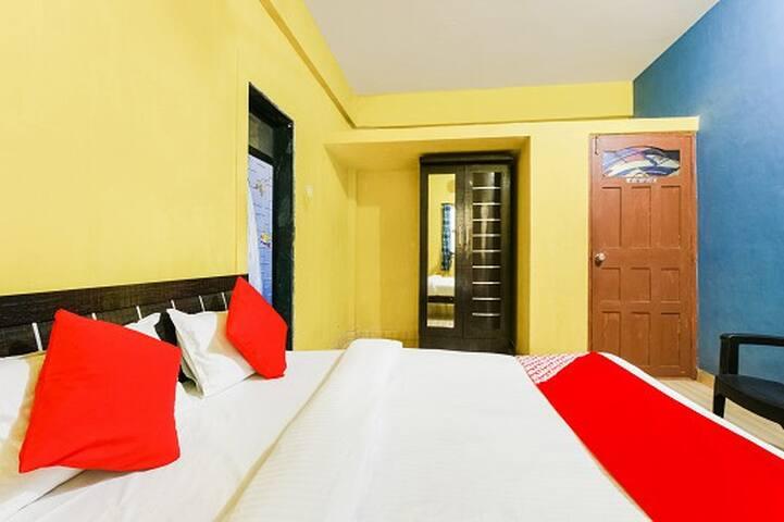 Classic room in OYO 61323 Sk's Lakeview Da Villa