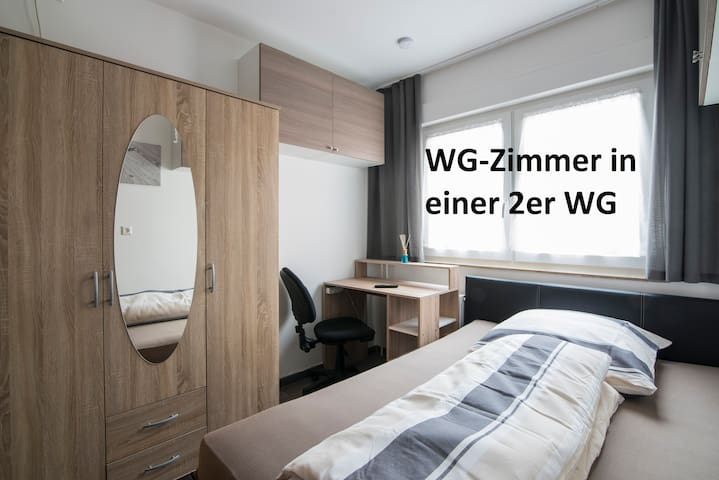 Zimmer in Pforzheim Nordstadt