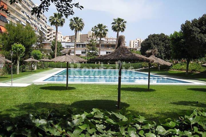 En la Playa San Juan, limpia, ordenada y espaciosa - Alacant - Maison