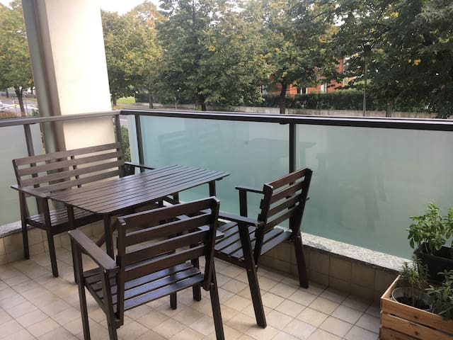 Balcony / Balcone