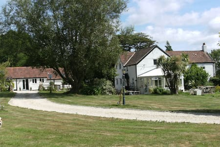 Country House & Cottage on edge Blackdown Hills - Somerset - Haus