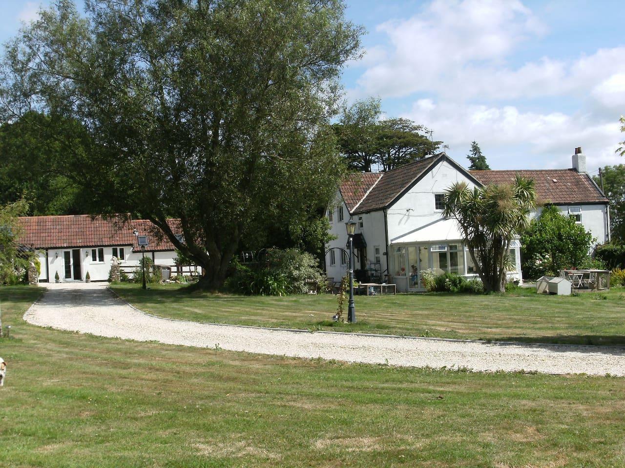 House & Annexe