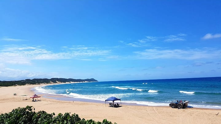 Life's A Beach, Ponta Malongane, Mozambique