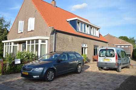 Big spacious family house in the centre of Holand - Puiflijk