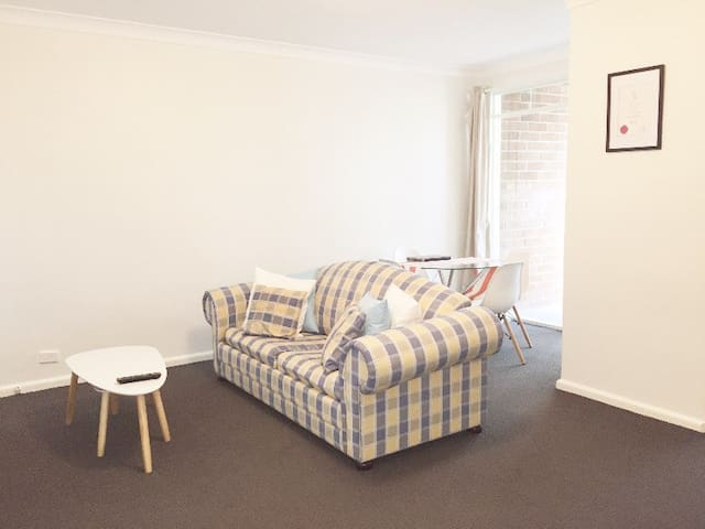 ONE BEDROOM APT NEAR SYD CITY - Annandale - Apartment