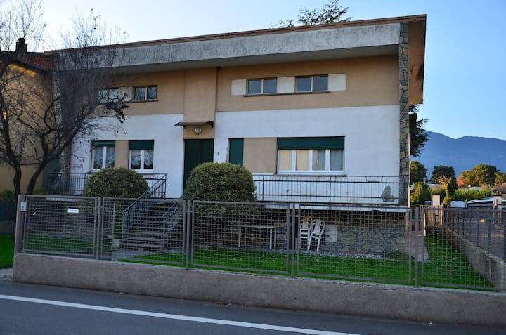 CASA DI LEO villa con due appartamenti