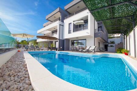 MA17 Villa Ivica - Makarska