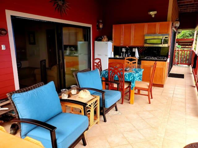 Ocean View Coffee Farm Guest Apt