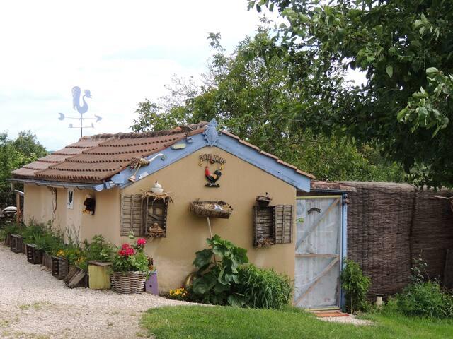 Serein Calme  Cosy LE POULAILLER46 ouvert l année - Puyjourdes