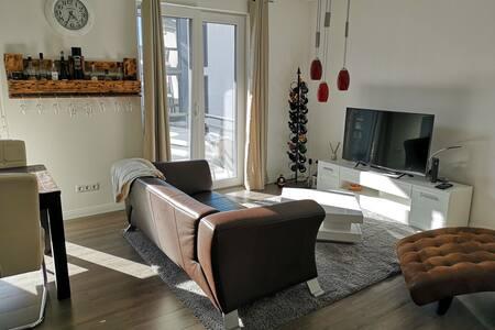 Hochwertig ausgestattete Wohnung bei Berlin