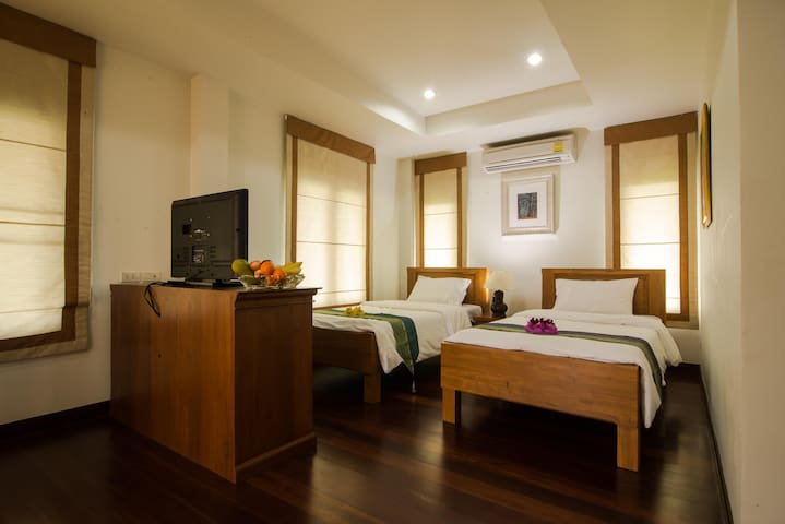 ThaiHome Resort - Superior Twin Room