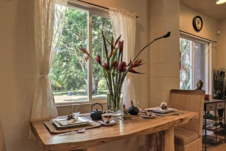 The Breezeway Studio- Breathe in and Enjoy Nature!