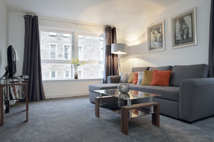 Luxurious Central Flat Close to Princes Street