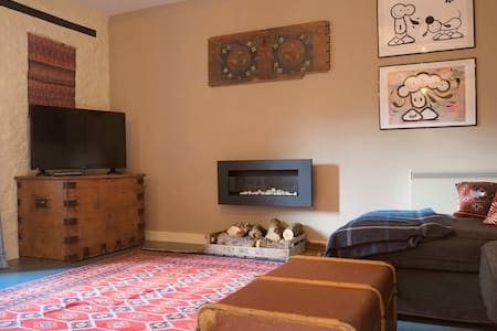 Hideaway in Devon, perfect for couples (and dogs)