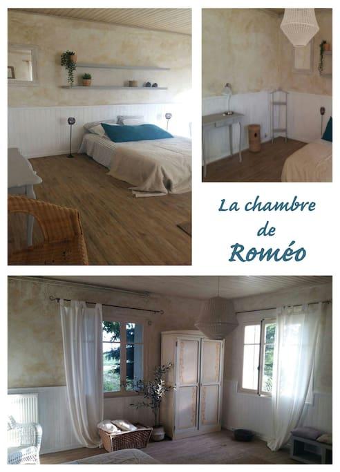 La chambre de Romeo