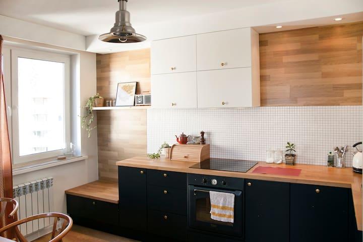 Room in apartment