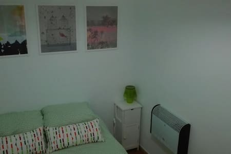 Cosy and tranquill space for 2!! - L'Hospitalet de Llobregat - Loft