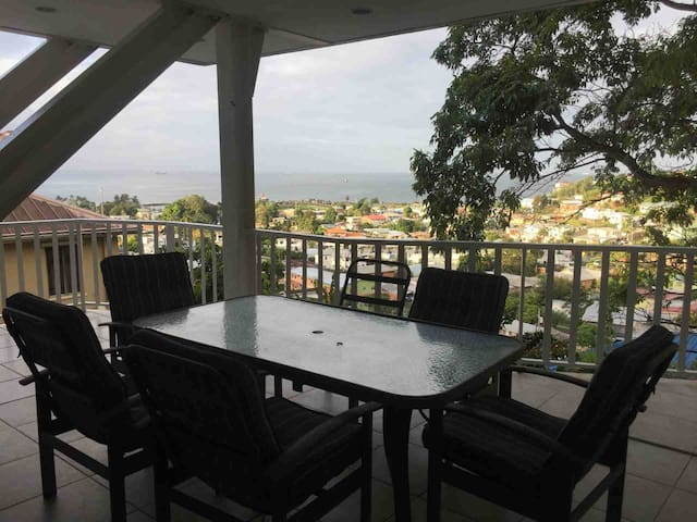Glencoe apartment with private pool - Port of Spain - Apartment